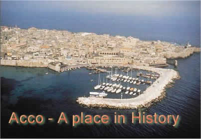 Archaeology in Israel: Acco (Acre) by Jacqueline Schaalje in The Jewish Magazine